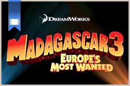 2012 - Madagascar 3: Europe's Most Wanted (Demo Reel)
