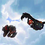 How To Train Your Dragon 2 (2014): It's a Wrap!