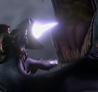 How To Train Your Dragon (2010) Demo Reel